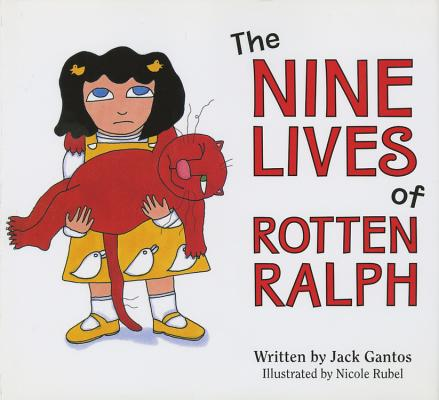 The Nine Lives of Rotten Ralph Cover
