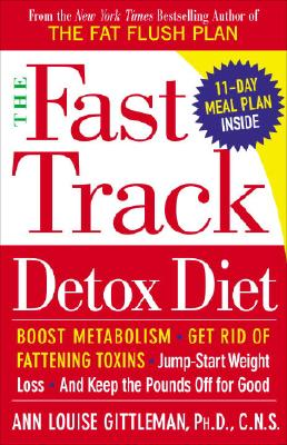The Fast Track Detox Diet Cover