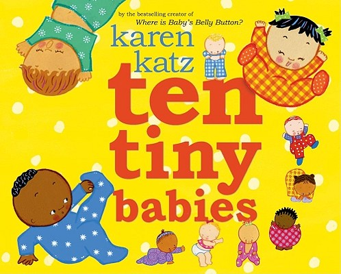 Ten Tiny Babies Cover Image