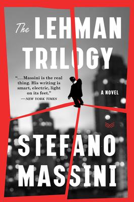 The Lehman Trilogy: A Novel Cover Image