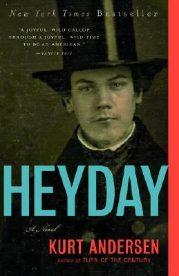 Heyday Cover