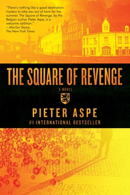 The Square of Revenge Cover