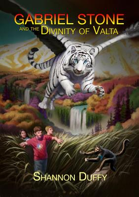Gabriel Stone and the Divinity of Valta Cover