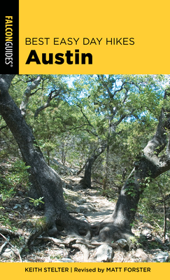 Best Easy Day Hikes Austin, 2nd Edition Cover Image