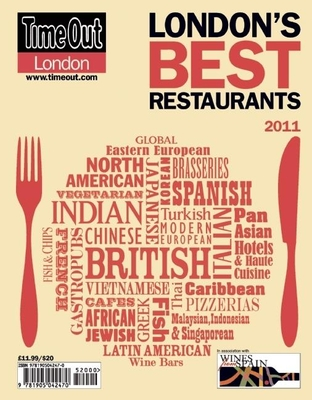 Time Out London's Best Restaurants Cover