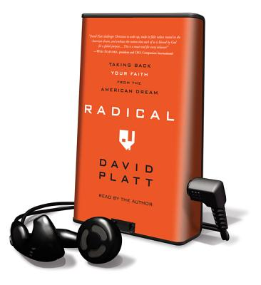 Radical (Playaway Adult Nonfiction) Cover Image