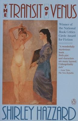 The Transit of Venus Cover