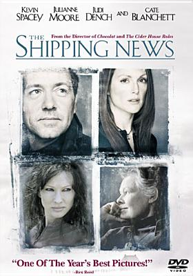 The Shipping News Cover Image