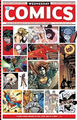 Wednesday Comics Cover