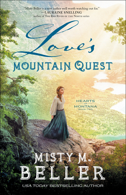 Love's Mountain Quest (Hearts of Montana #2) Cover Image