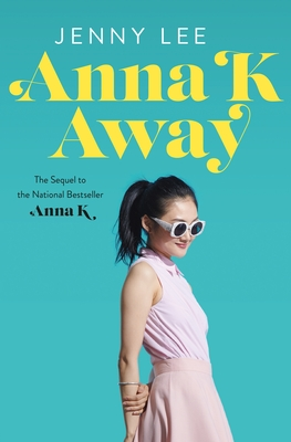 Anna K Away Cover Image
