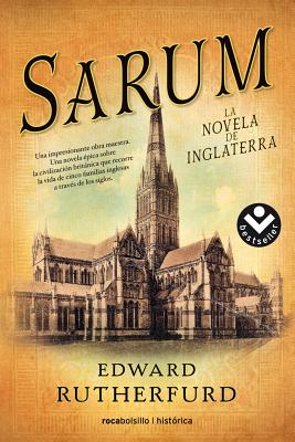 Cover for Sarum