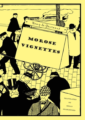 Morose Vignettes Cover Image