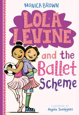 Lola Levine and the Ballet Scheme Cover