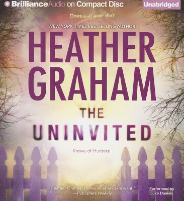 The Uninvited (Krewe of Hunters #8) Cover Image