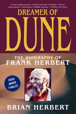Dreamer of Dune Cover