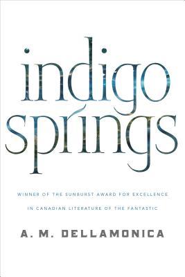 Indigo Springs Cover