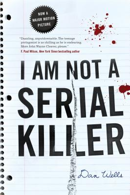 I Am Not A Serial Killer Cover