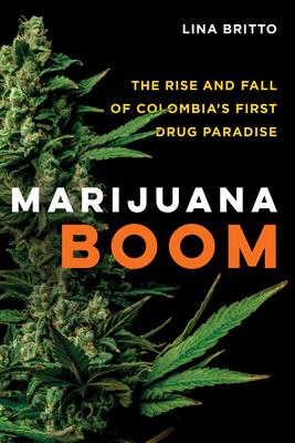 Cover for Marijuana Boom