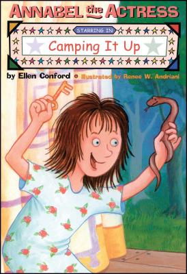 Cover for Annabel the Actress Starring in Camping It Up