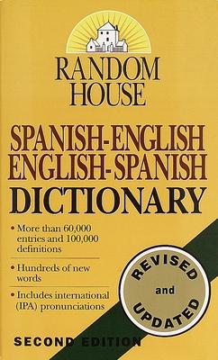 Random House Spanish-English/English-Spanish Dictionary Cover Image