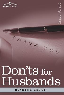 Don'ts for Husbands Cover Image