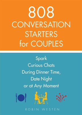 Cover for 808 Conversation Starters for Couples
