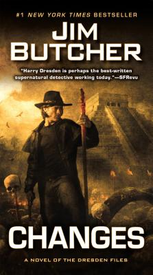Changes (Dresden Files #12) Cover Image