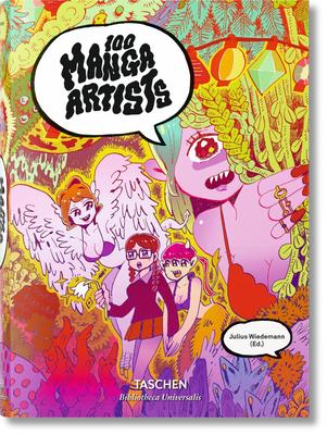 100 Manga Artists Cover Image