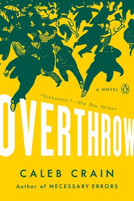 Overthrow: A Novel Cover Image