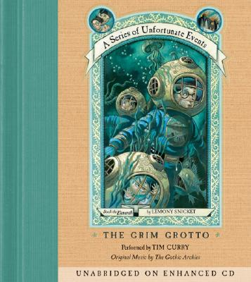 Series of Unfortunate Events #11: The Grim Grotto CD Cover Image