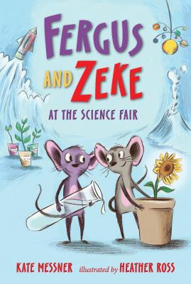 Cover for Fergus and Zeke at the Science Fair