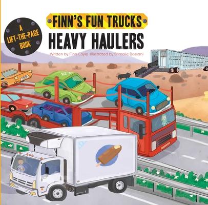 Heavy Haulers (Finn's Fun Trucks) Cover Image