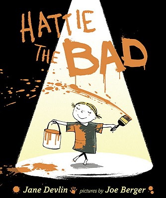 Hattie the Bad Cover