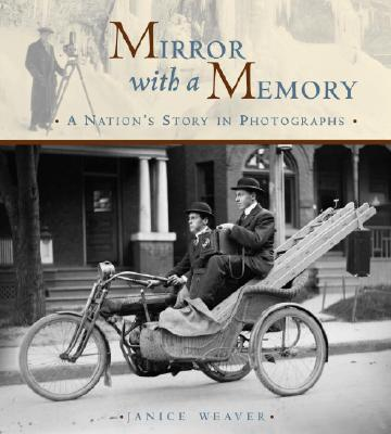 Mirror with a Memory Cover