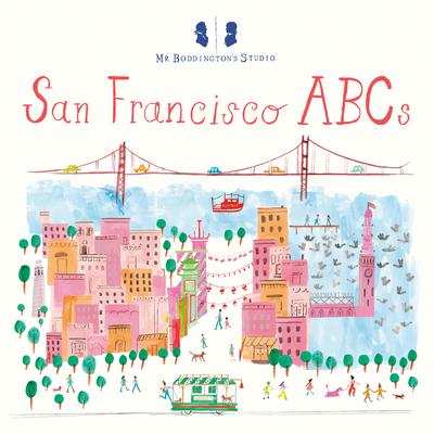 Mr. Boddington's Studio: San Francisco ABCs Cover Image