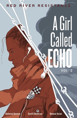 Red River Resistance (Girl Called Echo #2) Cover Image