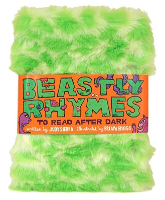 Beastly Rhymes to Read After Dark Cover