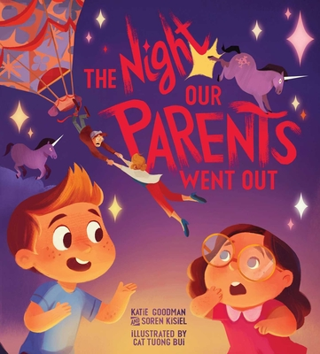 The Night Our Parents Went Out Cover