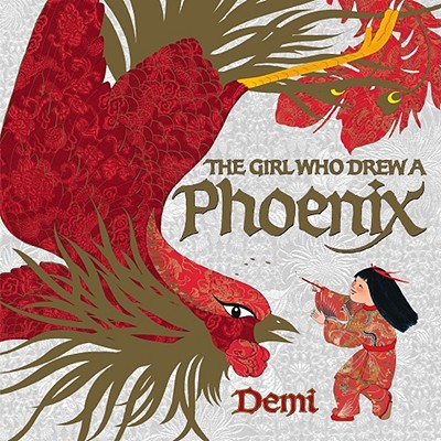 Cover for The Girl Who Drew a Phoenix