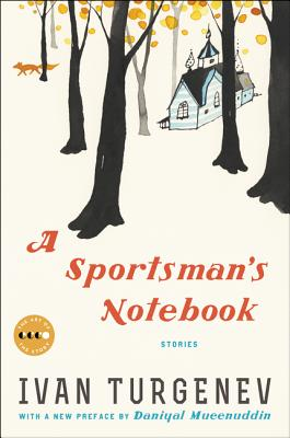 A Sportsman's Notebook: Stories (Art of the Story) Cover Image