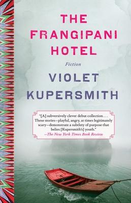 The Frangipani Hotel: Fiction Cover Image