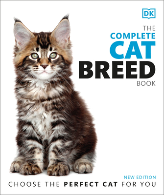 The Complete Cat Breed Book, Second Edition Cover Image