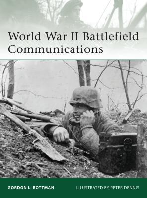 World War II Battlefield Communications (Elite) Cover Image