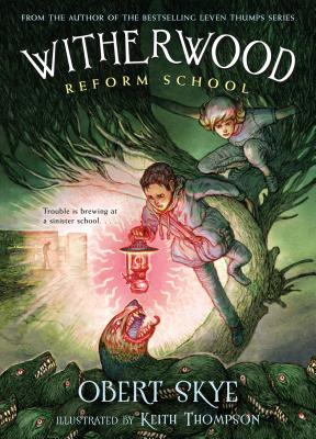 Witherwood Reform School Cover Image