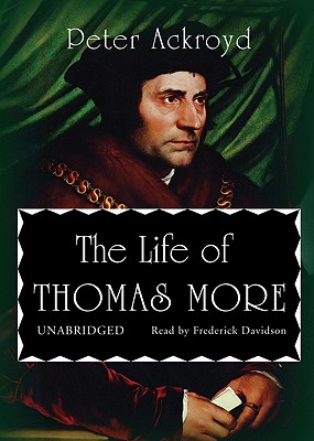 The Life of Thomas More Cover Image