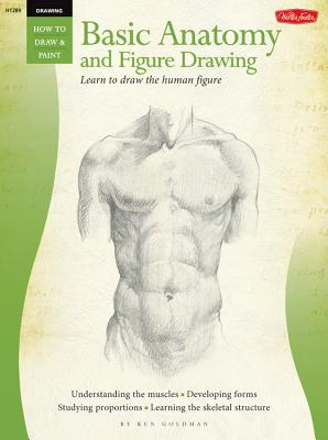 Basic Anatomy and Figure Drawing Cover