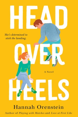 Cover for Head Over Heels