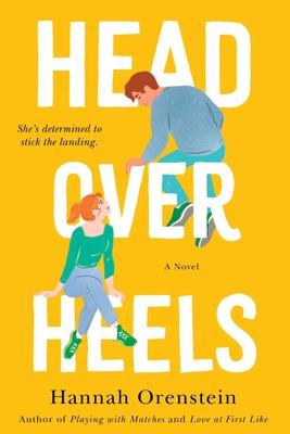 Head Over Heels: A Novel Cover Image