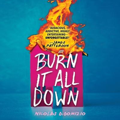 Burn It All Down Lib/E Cover Image